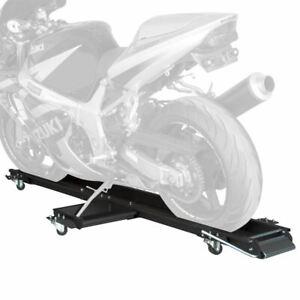 Black Widow MC-DOLLY Steel Motorcycle Dolly
