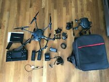 Yuneec Typhoon H Drone CGO3+ 4K Camera + Remote, Carry Case, Spares & Simulator