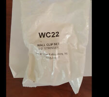 "Central Steel Fabricators WC22 2"" Wall Clip for Stringer"