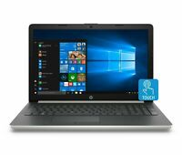 NEW HP 15.6 HD TOUCH Intel i7 4GHz 1TB HDD+16GB Optane 4GB RAM Win10 Webcam+Mic