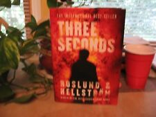 Three Seconds by Anders Roslund and Börge Hellström (2011, Hardcover)