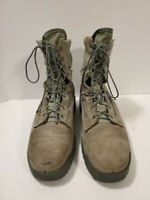 Wellco S161 Sage Green Hot Weather Steel Toe Boot Men's Size 11 5R