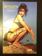 Avengelyne Swimsuit exclusive variant #1 SIGNED by Cathy Christian NM