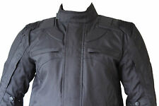 Men's Motorcycle Motorbike Bikers Jacket Waterproof Thermal CE Armoured Textile
