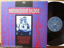 "Armageddon Dildos – Never Mind / Pressure  12""  Maxi"