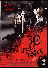 30 Jours de Nuit - Josh Hartnett - Eds. Vidéodis - 2008