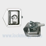 RV/Camper T- HANDLE Folding Lock- STAINLESS STEEL