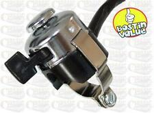 CHROME HORN / DIP SWITCH IDEAL FOR AJS MATCHLESS G9 / G11 / G12 / G15