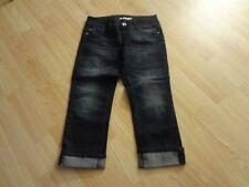 Women's Studio Y S Dark Blue Jeans Pants Jewels on Pockets