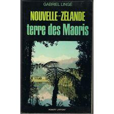 NOUVELLE-ZÉLANDE Terre des Maoris de Gabriel LINGÉ Sacrifice Humain Union Sacrée