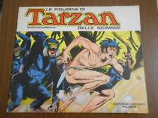 ALBUM FIGURINE TARZAN EDIZ.CENISIO 1973 - CON 26 FIGURINE
