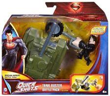 Superman MAN of Steel Quick Shots Launch & Attack Battle Pack Tank Buster Genera