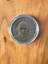 Michael Jordan Highland Mint Bronze Coin Chicago Bulls