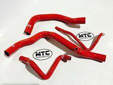MTC MOTORSPORT Mini Cooper S R53 Kit tubo in silicone liquido di raffreddamento acqua 02-07 Rosso
