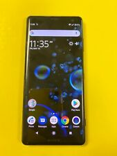 Sony Xperia XZ3 H8416  (Unlocked) - 64GB -  Black - Good Condition - Please Read