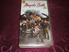 VHS VIDEO TAPE...COLLECTABLE.....MEMPHIS BELLE...............