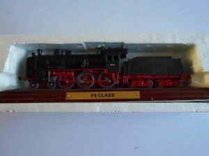 Atlas Editions 3 904 006 P8 Class Locomotive Engine Number 38 3753