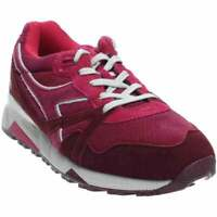 Diadora N9000 S Lace Up  Mens  Sneakers Shoes Casual   - Pink