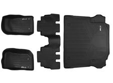 Maxliner 2014 Fits Jeep Wrangler Unlimited Floor Mats Maxtray Cargo Liner Black