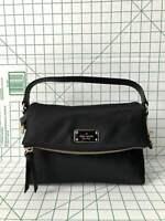 NWT Kate Spade Blake Avenue Miri Top Handle Nylon Crossbody Shoulder Bag Black