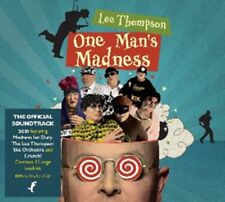 Lee Thompson - One Man's Madness - New 2CD Album - Released 1st June 2018