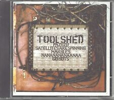 TOOLSHED -Tool Shed- 5 track CD Twisted Nerve
