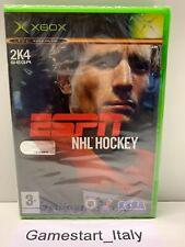 ESPN NHL HOCKEY 2K4 - XBOX - VIDEOGIOCO NUOVO SIGILLATO - NEW SEALED PAL VERSION