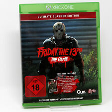 Friday the 13th - The Game für Microsoft Xbox One | Top Zustand