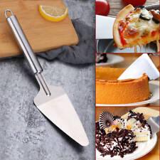 Knight's Stainless Steel Cake server Slicer Cutter Birthday Wedding Cake Knife
