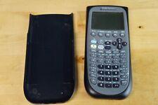 Texas Instruments TI-89 Titanium Graphing Calculator. Gray and Black
