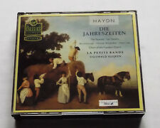 S.KUIJKEN-PETITE BANDE / HAYDN The seasons GERMANY 2CD VIRGIN (Sonopress 1992)