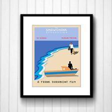 Shawshank Redemption Movie Poster - Old Movies - Final Beach Scene
