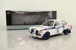 Sun Star 4433; Ford Escort MkII; 1977 RAC Rally 1st; RN5; Very Good Boxed