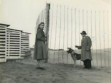 PHOTO CINEMA : I VITELLONI Les Inutiles Federico Fellini 1953 coll. G. Sadoul 02