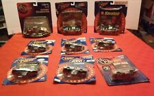 Lot of 9 Winners Circle Action Nascar 1:64 1:43 Die-Cast Cars NIP 1990's 2000's