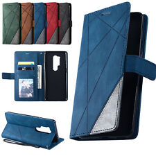 Magnetic Leather Flip Card Wallet Stand Cover Case For One Plus 8 Oneplus 8 Pro
