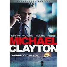 Michael Clayton 0085391142560 With George Clooney DVD Region 1