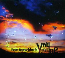 CD PETER AUTSCHBACH - you et moi