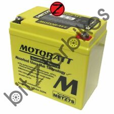 Motobatt Battery MBTZ7S Yamaha LMW 125 Tricity (2014)