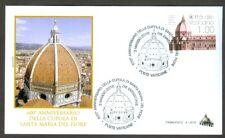 Vatican City Sc# 1679: The Dome of Santa Maria del Fiore on FDC