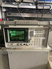 Agilent Keysight Hp 8590a Spectrum Analyzer 10khz 1500 Mhz