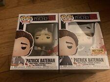 Funko Pop! Patrick Bateman #943 American Psycho Hot Topic Exclusive + Common