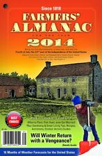 Farmers Almanac 2014