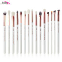 Jessup Eye Make up Brushes Set 15Pcs Eyeliner Pencil Eyeshadow Blending Tool