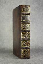 THIERS JEAN-BAPTISTE. HISTOIRE DES PERRUQUES. 1690. EDITION ORIGINALE.
