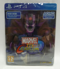 MARVEL VS CAPCOM INFINITE DELUXE EDITION - SONY PLAYSTATION 4 PS4 - NUOVO NEW