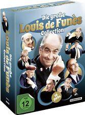 DIE GROSSE LOUIS DE FUNES COLLECTION (16 DVDs) NEU+OVP