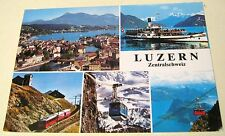 Switzerland Luzern Zentralschweiz - posted 1997
