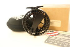 Lamson Speedster Reel Size 2 Black FREE LINE, BACKING & FAST SHIPPING