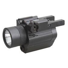 Vector Optics Tactical Pistol GLOCK Cree LED Flashlight Green Laser Combo Sight